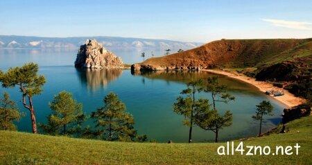 Озера, цікаві та корисні факти